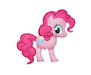 NEW My Little Pony Pinkie Pie Super Shape Foil Balloon Birthday Party Supplies