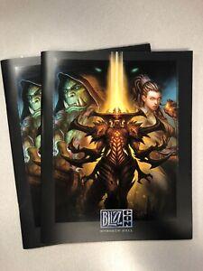 Blizzard-Blizzcon-2011-Program-WOW-Starcraft-Foo-Fighters-Panderia