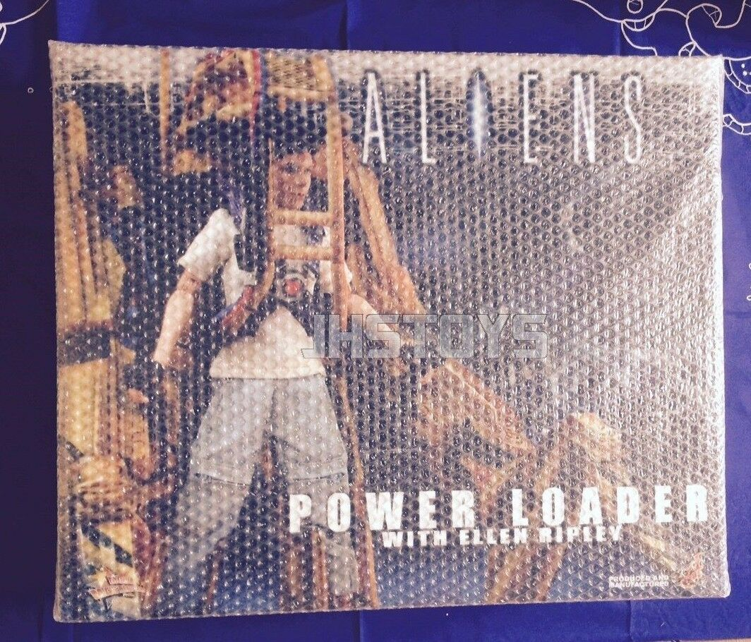 Hot Toys Aliens Ellen Ripley with Power Loader MMS39 Japan