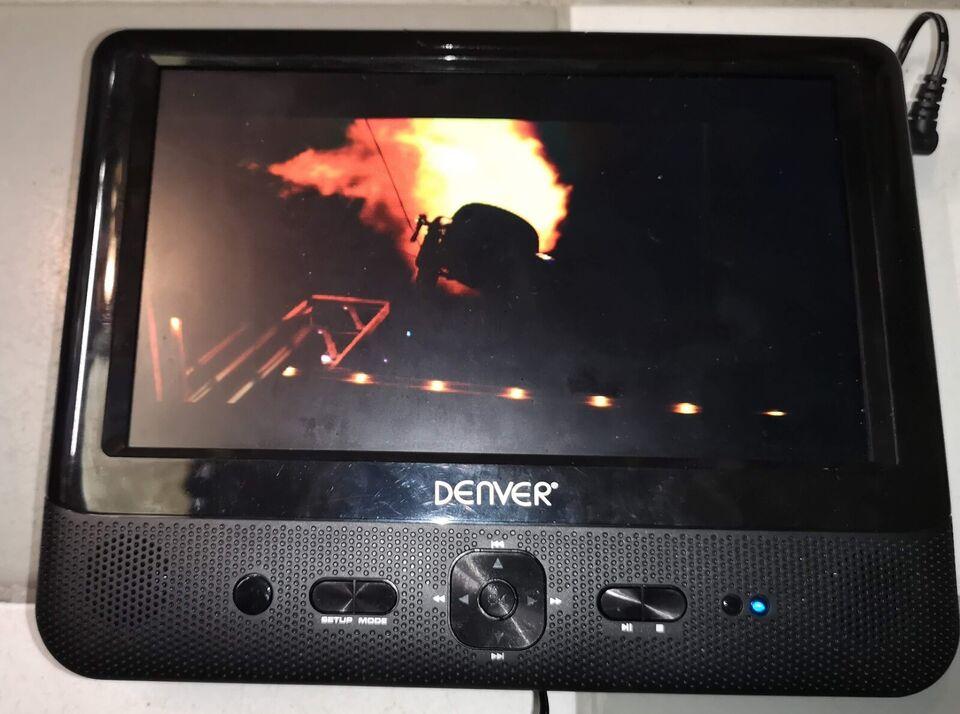 Dvd/video-afspiller, Denver, MTW-984TWIN