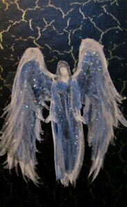 Framed-MINI-Angel-Painting-Spiritual-Inspirational-Healing-2-034-x3-034-CCArt