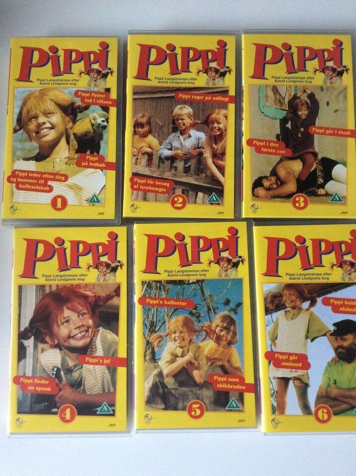 Anden genre, Pippi serie