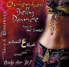 Bauchtanz CD - Darbouka & Tabla - Only for DJ