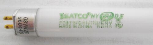 Satco F24T5//841//HO//ENV Fluorescent Bulb 5