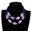 Fashion-Boho-Crystal-Pendant-Choker-Chain-Statement-Necklace-Earrings-Jewelry thumbnail 41