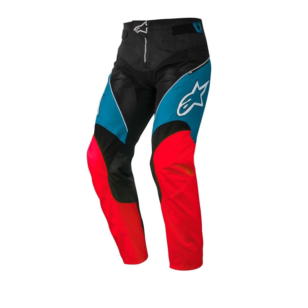Alpinestars A-Line 2 0 Downhill Pants BMX MTB  PANTS blueE-Spicy orange  official authorization