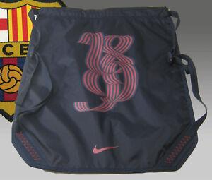 Barcelona Club Dos Réversible Football Neuf Bleu À Sac Nike Cordon lFK3T1Jc