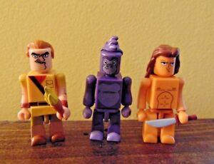 1999-Disney-Action-Figure-Heroes-Adventurers-Tarzan-Clayton-Terk-knife-Burroughs