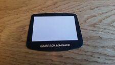 GameBoy Advance Ersatz Display Replacement Screen Protective Cover Scheibe Neu