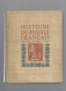 Histoire-De-las-personas-En-frances-Tomo-IV-De-1848-a-nuestro-dias-Georges