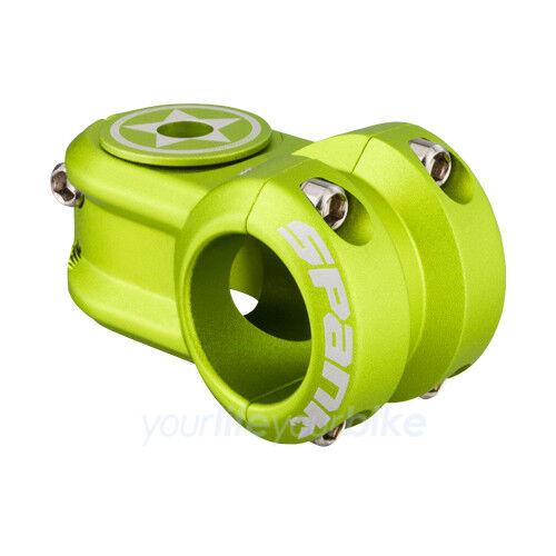 SPANK SPOON 2.0 VORBAU 40mm 170g 31,8mm ENDURO DIRT JUMP ALL MOUNTAIN BIKE green