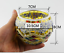 thumbnail 2 - Decorative Colorful Glass Votive Tealight Candle Holder For Wedding Party Decor