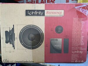 1-Pair-NEW-Old-School-Infinity-Reference-6-5-Component-speakers-Rare-NOS-NIB
