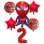 Spiderman-Balloon-Kit-Spider-man-30-039-039-Age-Number-Happy-Birthday-6-Party-Balloons thumbnail 5