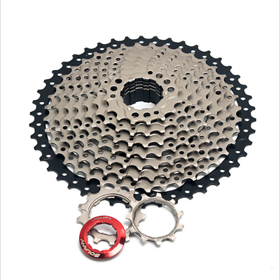 Cycling Sporting Goods Loyal Bolany Bicycle 10 Speed Cassette 11-46t Mtb Road Bike Freewheel F/ Shimano Sram