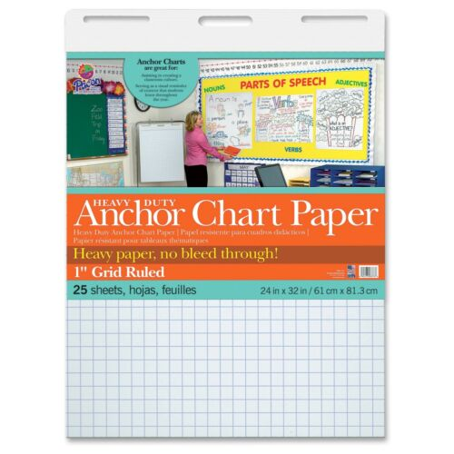 pac-3373 pac3373 Pacon Heavy Duty Anchor Chart Paper