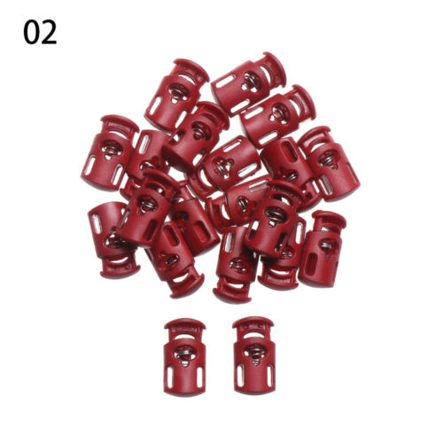 Rope Parts Spring Clasp Drawstring Stopper Cord Lock Toggles For Paracord