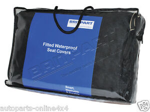 Genuine Land Rover Discovery 2 Seat Covers