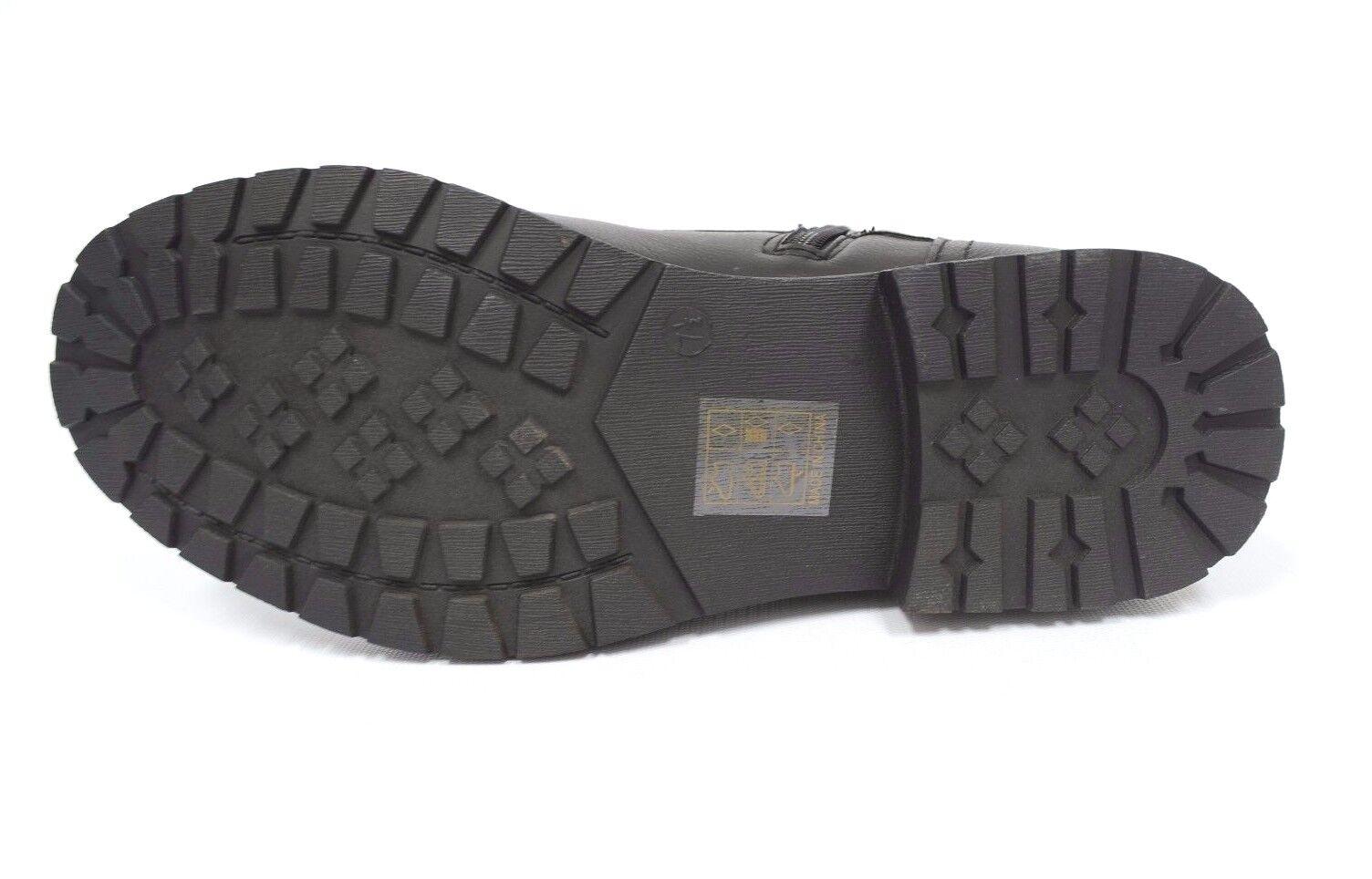 Uomini d-709 alto quilted gamba berretto nero nero nero il merletto a vestire gli stivali 9c6b54