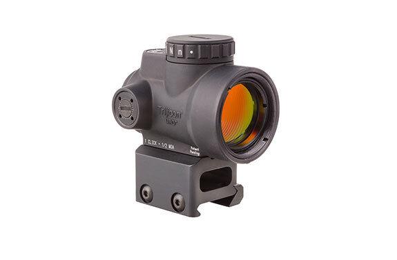 Trijicon MRO alcance 2 MOA punto rojo completo co-testigo de montaje MRO-C-2200005