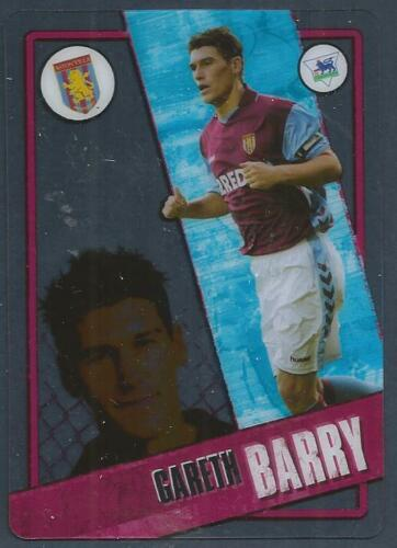 TOPPS I-CARD SERIES 2006-07 #006-ASTON VILLA-GARETH BARRY