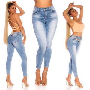 Jeans Ladies Skinny Jeans Trousers