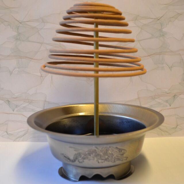 Räucherspirale Traditional 1 Tag Brenndauer ca 90g