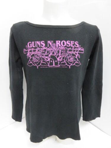 Damenshirt Guns N Roses** Girl Shirt ** Longsleeve 2 Guns