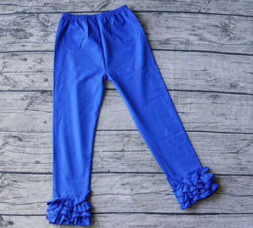 Icing Ruffle Leggings for girls 12m Ruffle Pants 8 years New Fast Shipping