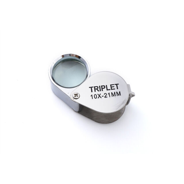 NEW 10X LOUPE COIN JEWELRY MAGNIFYING GLASS