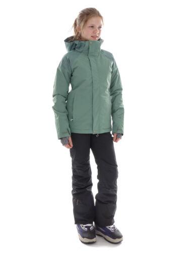 Brunotti Skijacke Snowboardjacke Winterjacke grün Virginia 8k wärmend