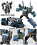 """miniature 5 - New In Stock Bruticus G1 Combaticons HZX 5 In 1 Action Figure IDW 12"""" Kids Toys"""