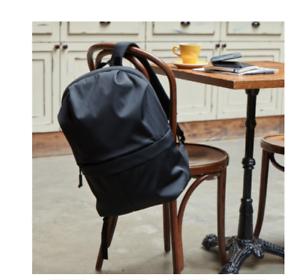 new-FOCUSED-SPACE-black-neoprene-sleek-backpack-rucksack-laptop-bag-fjallraven
