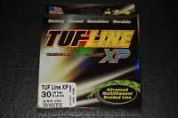 Tuf-line Xp White 30 Lb Test 150 Yards Multifilament Braid Fishing Line Xp30-150