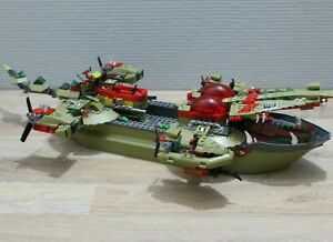 LEGO-Legends-of-chima-Le-croc-navire-Cragger-70006