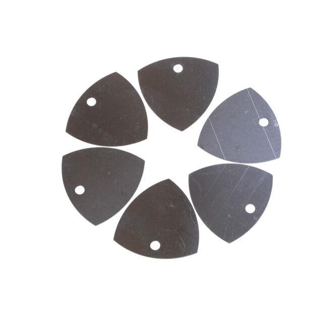 6pcs/lot Metal Sheet Iron Opening Tool For Mobile Phone Pad LCD Screen TB