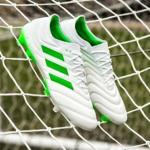 Dettagli su Adidas Uomo Scarpe da Calcio Stivali Copa 19.1 Fg Tacchetti Allenamento BB9186