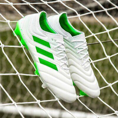 Adidas Uomo Scarpe da Calcio Stivali Copa 19.1 Fg Tacchetti Allenamento BB9186 | eBay