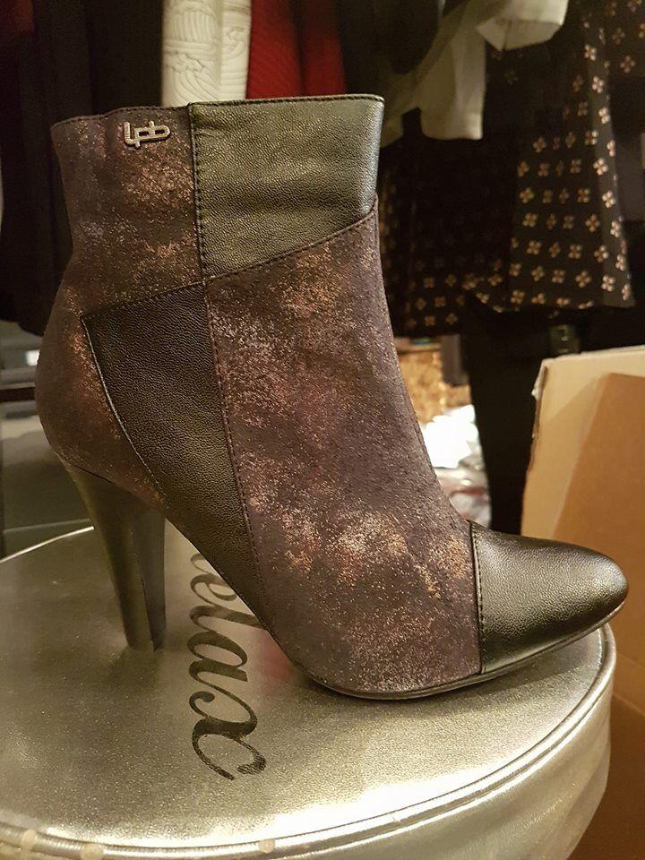LPB Schuhe automne/hiver 2016-2017 bottines modèle ADELE neuves,étiquetées
