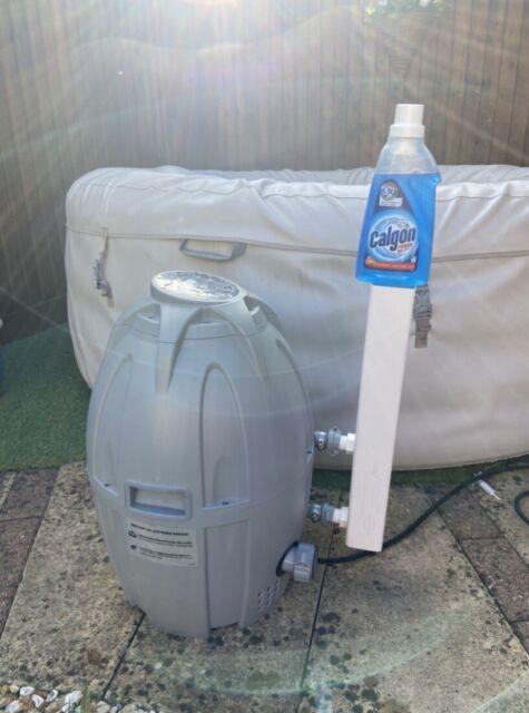 Lay z Spa Pump for sale Miami Vegas Paris Hot Tub Guarantee 90day Discount PX