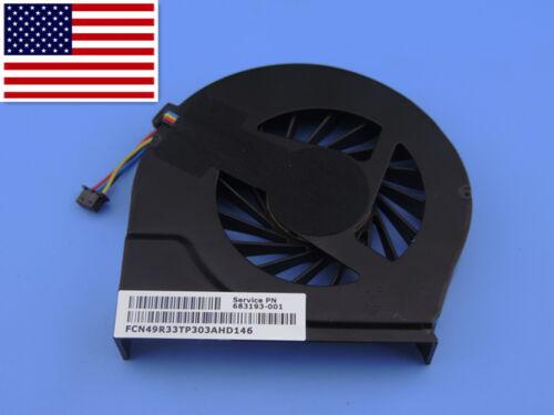 ORIGINALE Ventola di raffreddamento della CPU per HP Pavilion G6-2295EX G6-2296NR G6-2297NR G6-2299EA