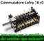 Commutatore Selettore Cucina Lofra 10 OFF 3010890 3031610 4148023007 ORIGINALE