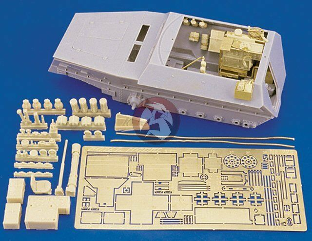 "Royal Model 1/35 Sd.Kfz.250/5 ""Neu"" Update Set (for Dragon 6100) [Resin+PE] 225"