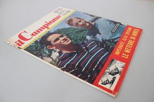 IL-CAMPIONE-ANNO-III-N-35-2-SETTEMBRE-1957-ACCETTABILE-SPAGINATO-FE-239
