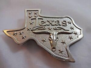 Belt Buckle Belt Closure for Change BELT LONGHORN TEXAS LONE STAR