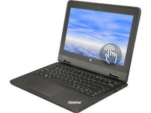 Lenovo ThinkPad Yoga Intel Celeron 4 GB Memory 320 GB HDD