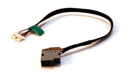 HP Pavilion 15-AB270SA Compatible Laptop DC Jack Socket With Cable