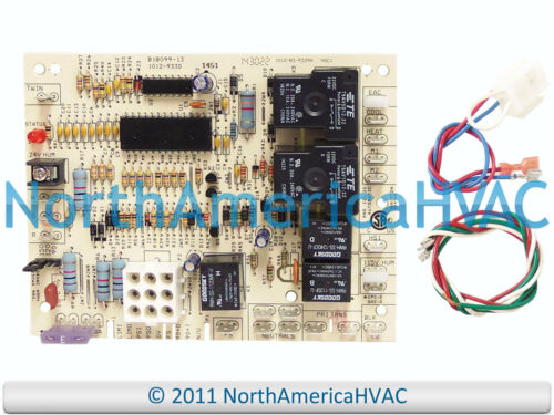 White Rodgers Furnace Control Circuit Board 50T35743 50T35-743 CAR50T35743