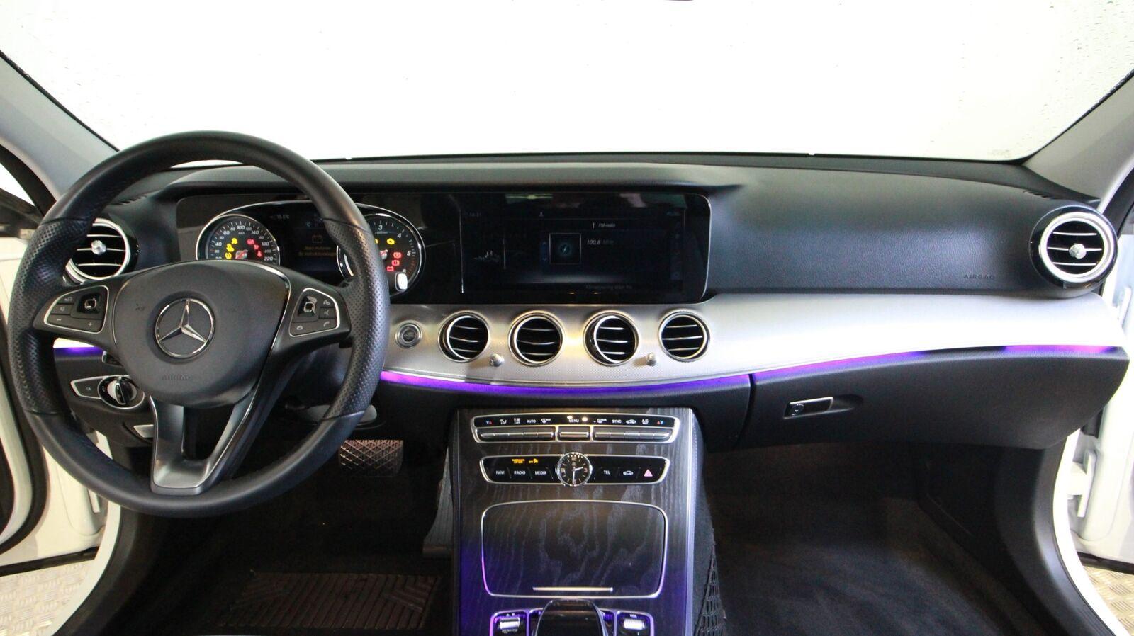 Mercedes E220 d Avantgarde aut.