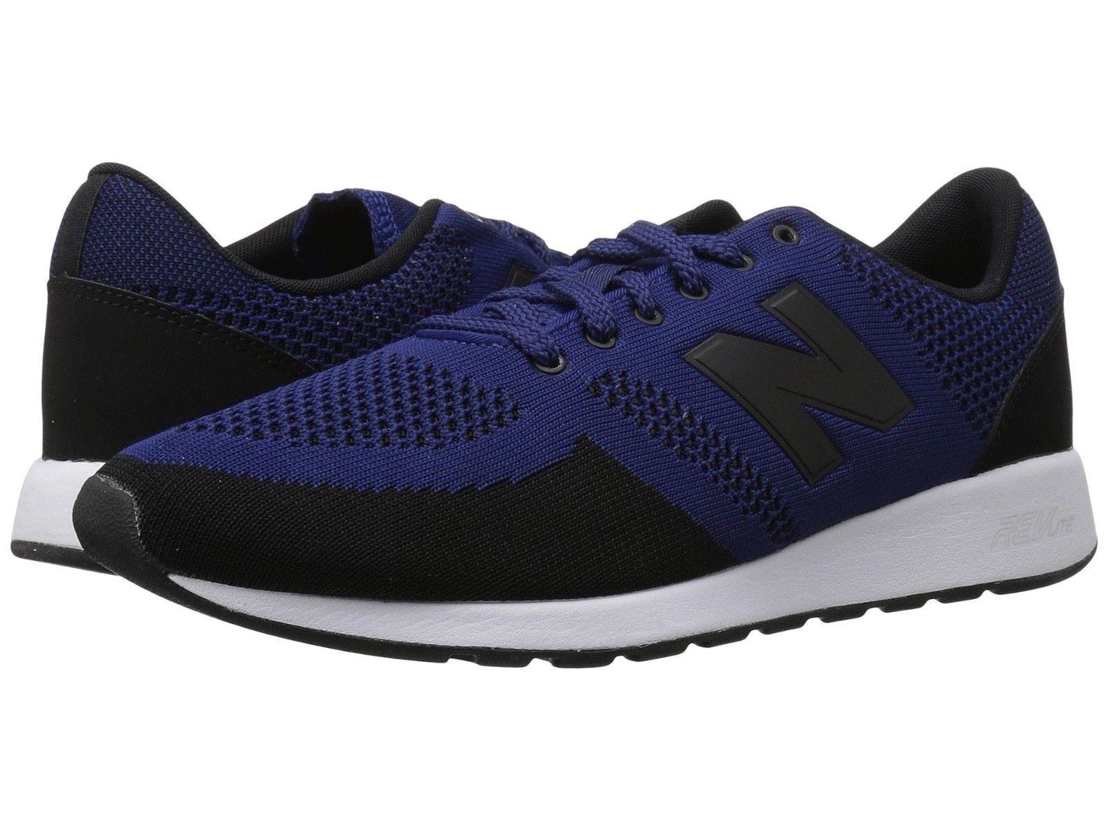 Tenis atléticas de Hombre New Balance Zapatillas Parte superior de malla azul real MRL420RO